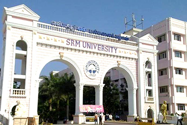 Top Education consultancy for admission inSRM University